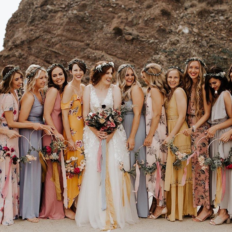платья подружек невесты 2021 новые правила 1