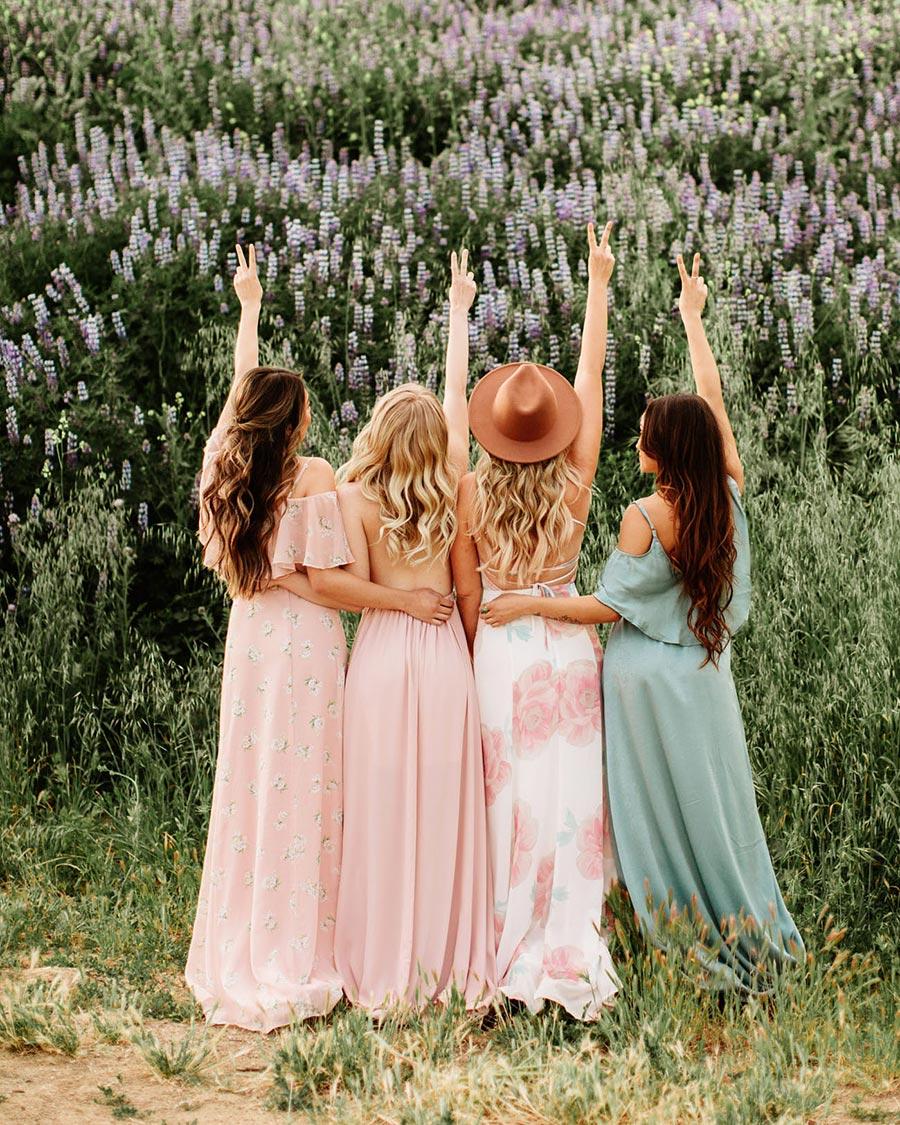 платья подружек невесты 2021 новые правила 2