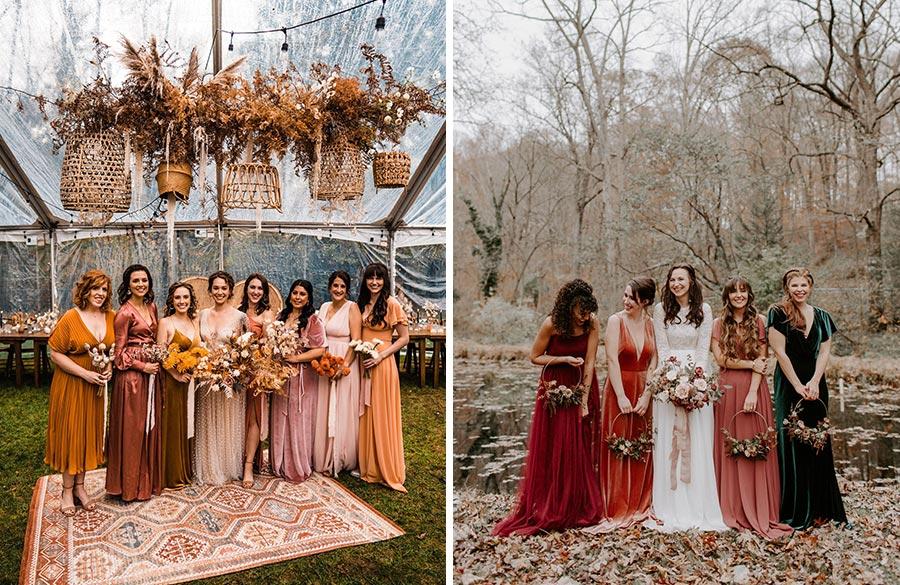платья подружек невесты 2021 новые правила 3