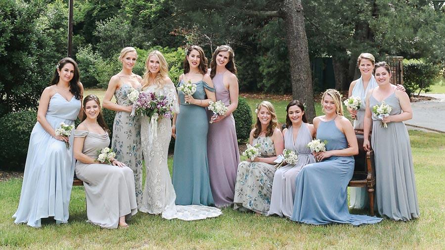 платья подружек невесты 2021 новые правила 4