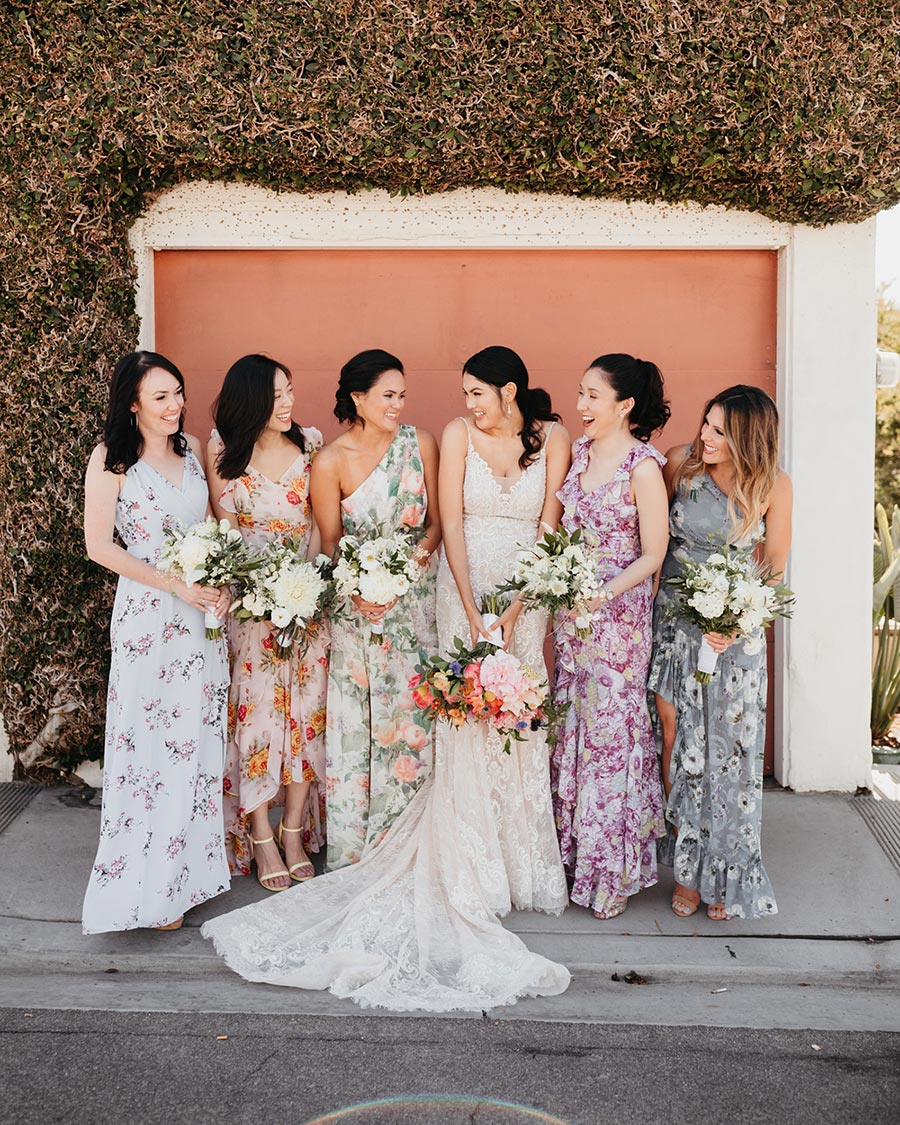 платья подружек невесты 2021 новые правила 5