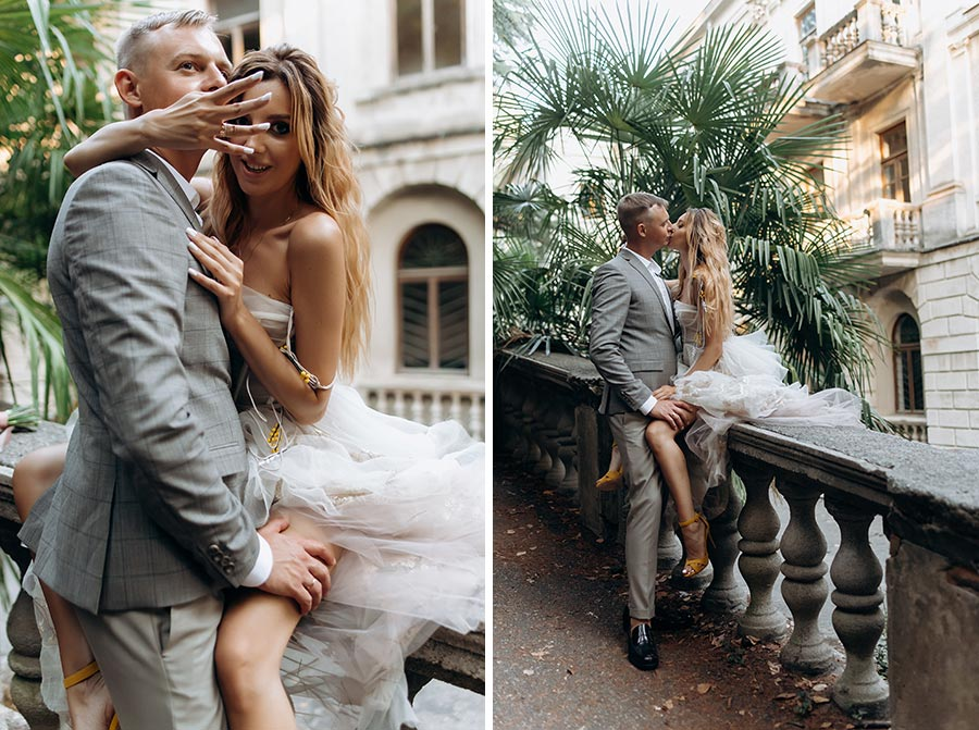 солнечная свадьба в сочи для двоих 12