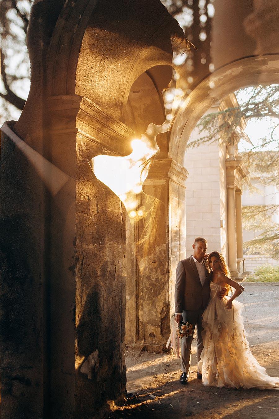 солнечная свадьба в сочи для двоих 19