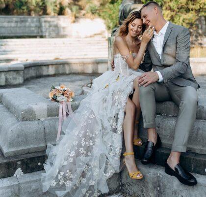 Солнечная свадьба в Сочи для двоих