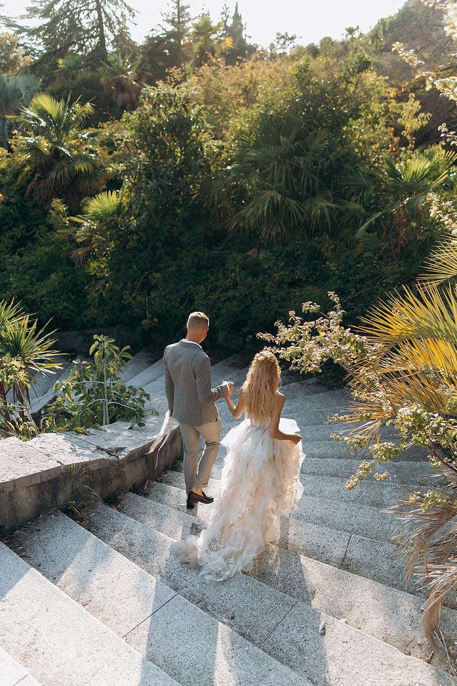 солнечная свадьба в сочи для двоих 2