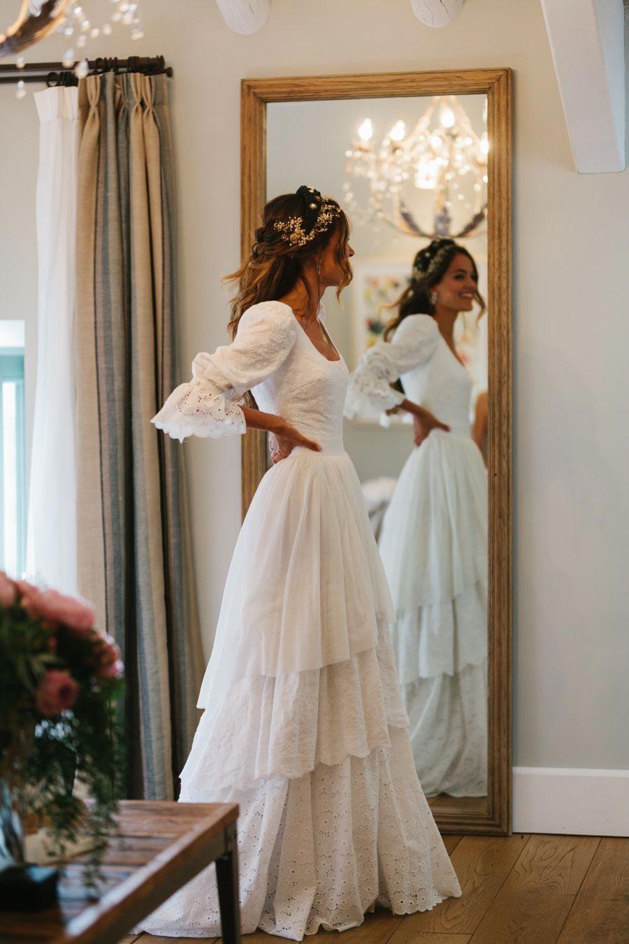 новый тренд свадьба в стиле коттеджкор 11