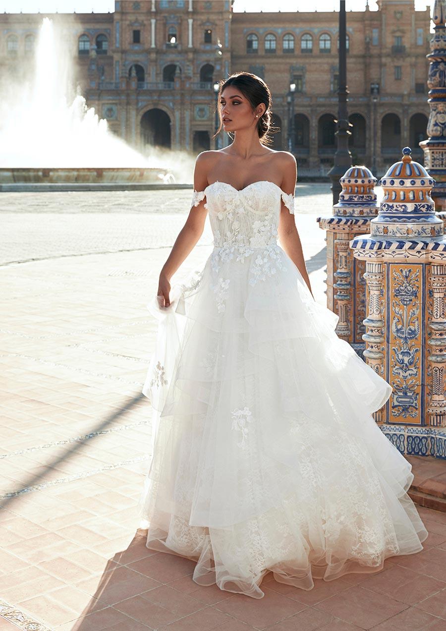 свадебные платья 2022 13