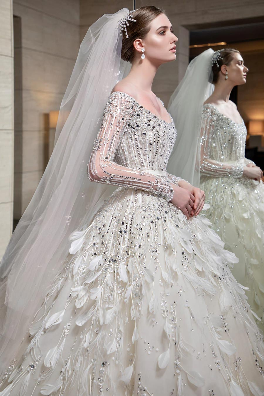 свадебные платья 2022 14