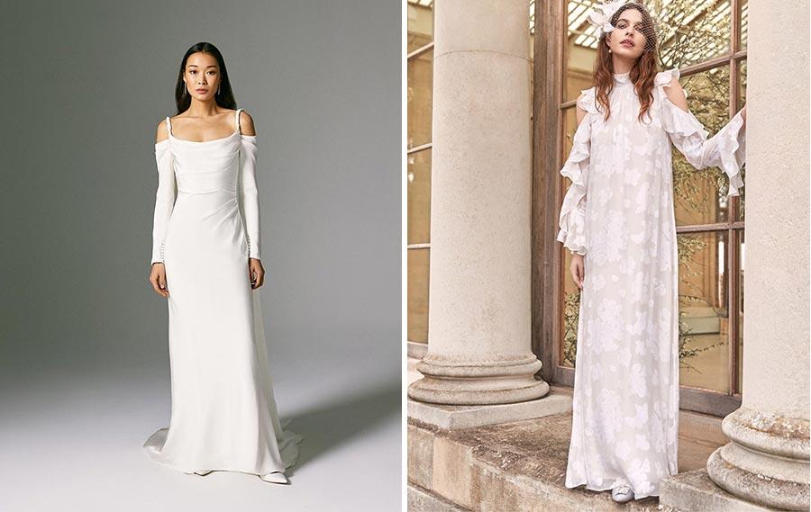 свадебные платья 2022 17