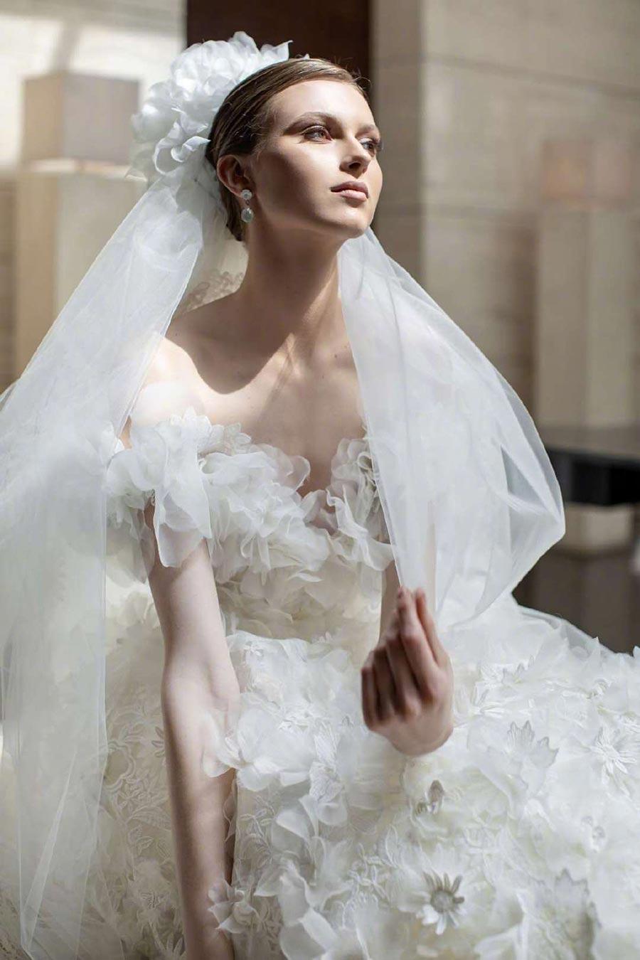 свадебные платья 2022 7