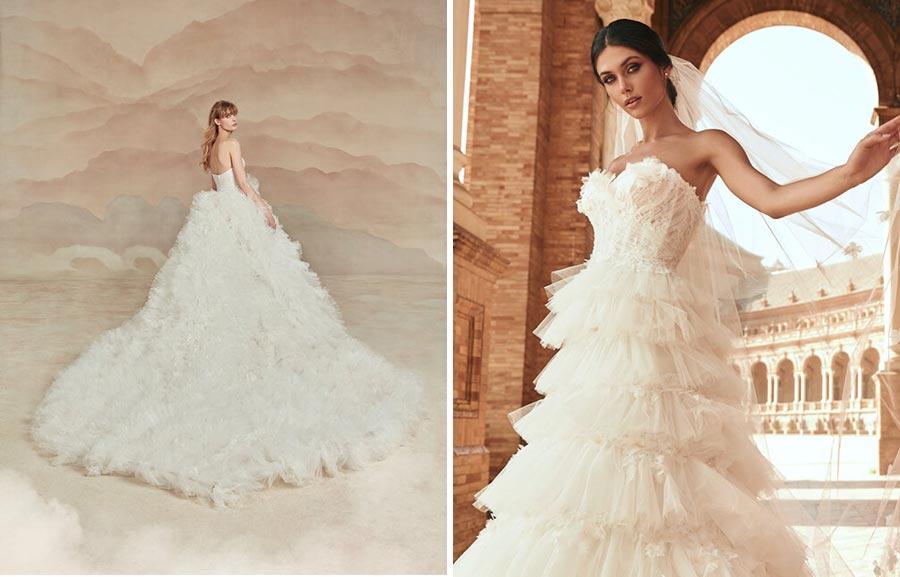 свадебные платья 2022 8