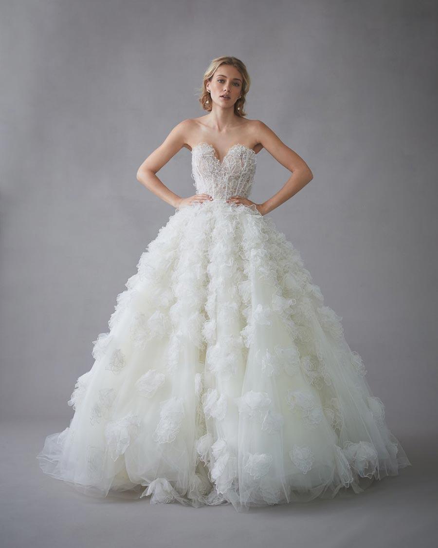 свадебные платья 2022 9