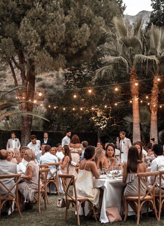 Всё, что вам надо знать о рассадке гостей на свадьбе